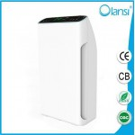 K06 HEPA/Ultraviolet/Negative Ions Air Purifier for Home hepa filter