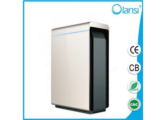HEPA filter OLS-K07A Home use HEPA/Ultraviolet/Negative Ions Air Purifier