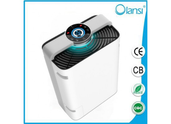 OLS-K08A Newest Home Air Purifier Filter Ionizer For Second Hand Smoke